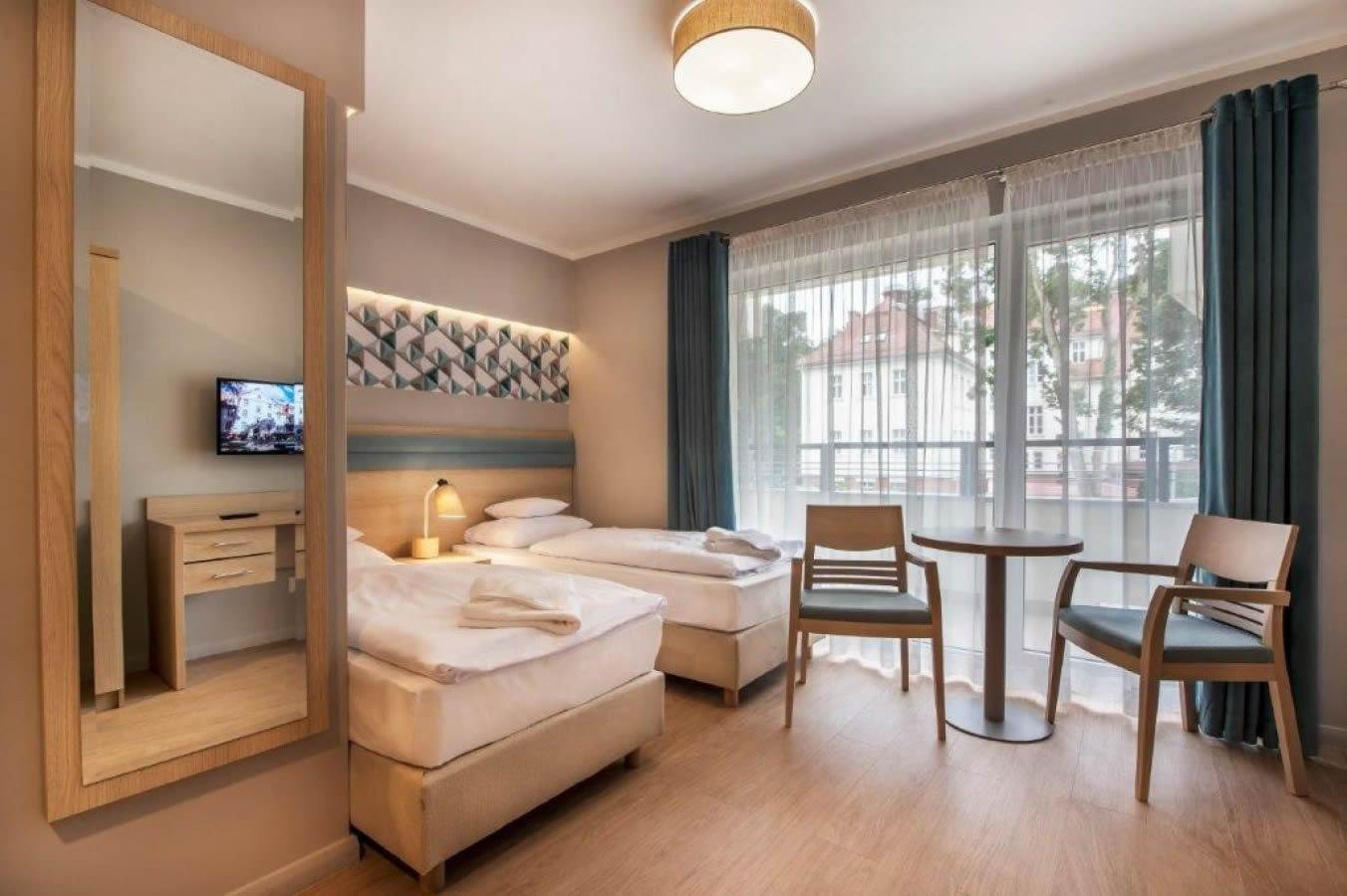 Resort Doppelzimmer