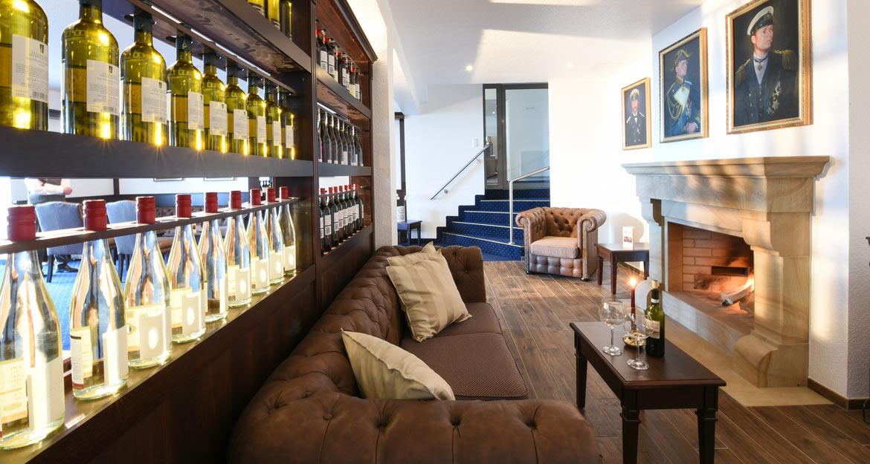 Promenadenhotel Admiral Lounge