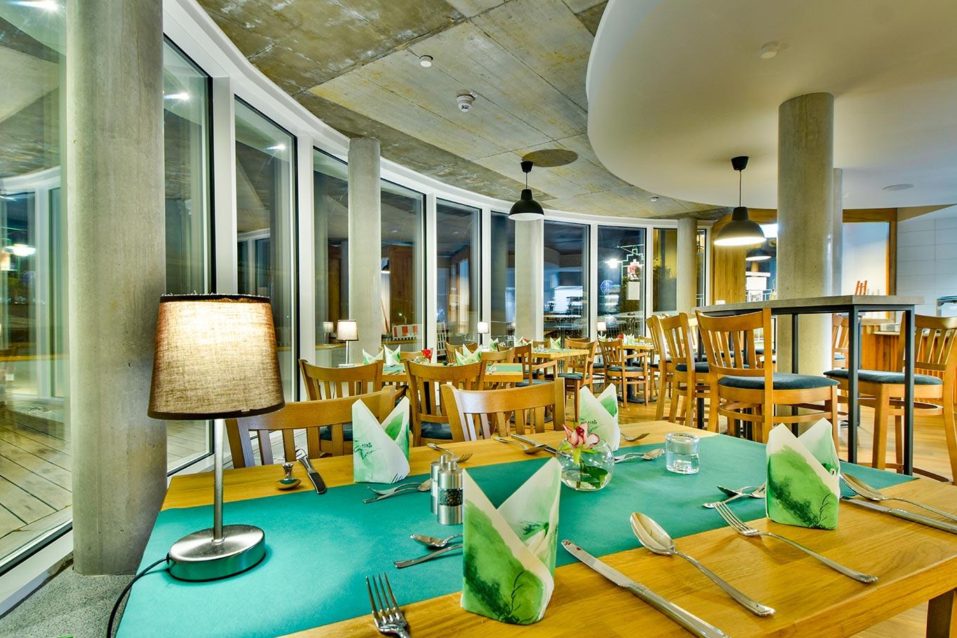 Hotel am Fischerstrand Restaurant