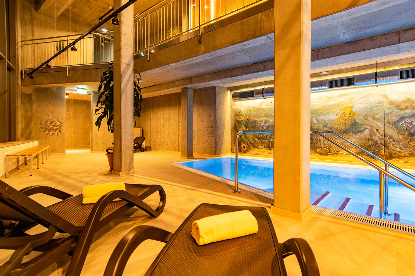 Hotel am Fischerstrand Spa