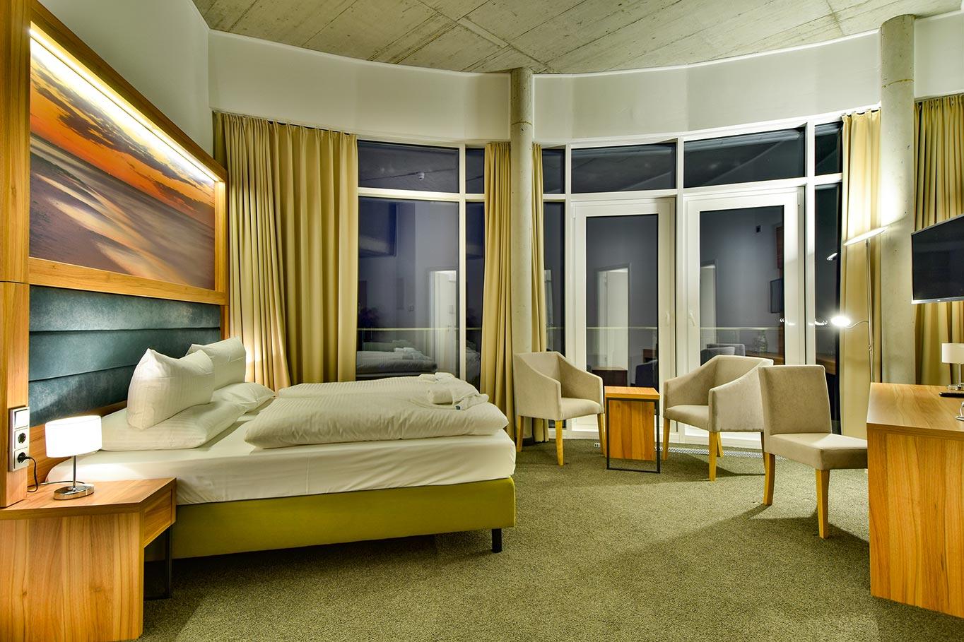 Hotel am Fischerstrand Zimmer 1