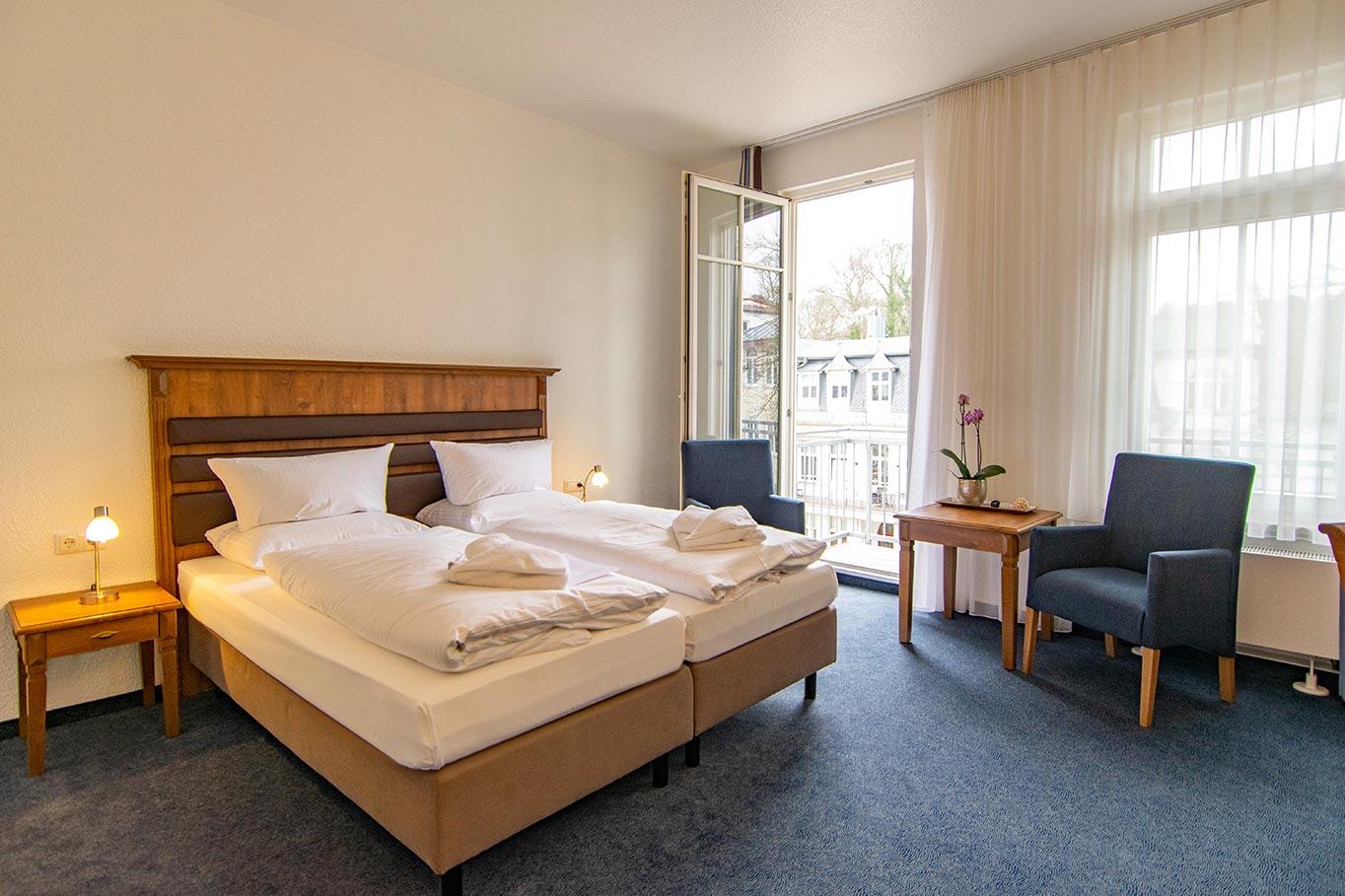 Hotel am Fischerstrand Zimmer 2
