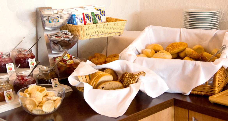 Villa Auszeit Frühstück