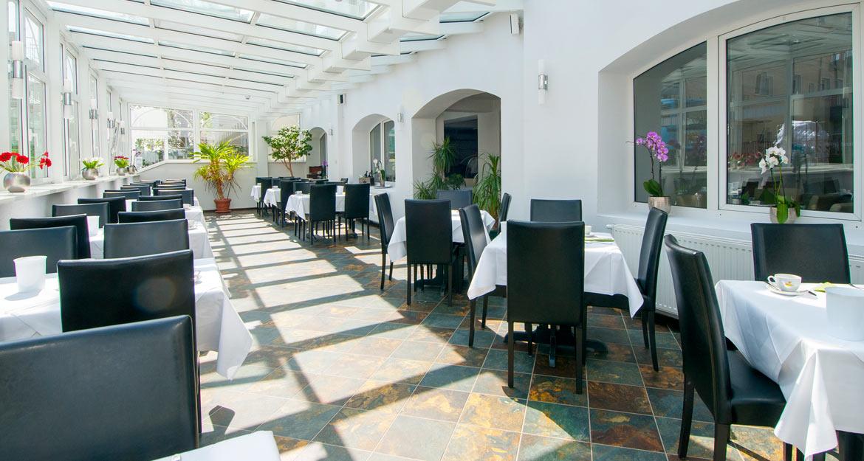 Villa Auszeit Frühstücksraum