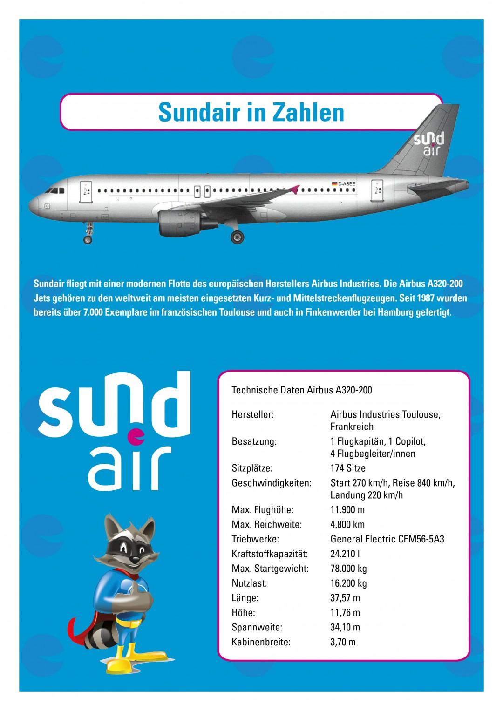 Informationen Zu Ihrer Airline Sundair Urlaub Ab Kassel Airport