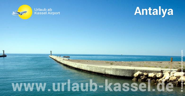 Urlaubsangebote Kassel Antalya Urlaub Ab Kassel Airport