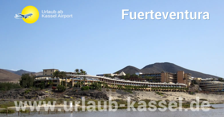 Top-Urlaub im April: 4* Iberostar Hotel Fuerteventura Palace