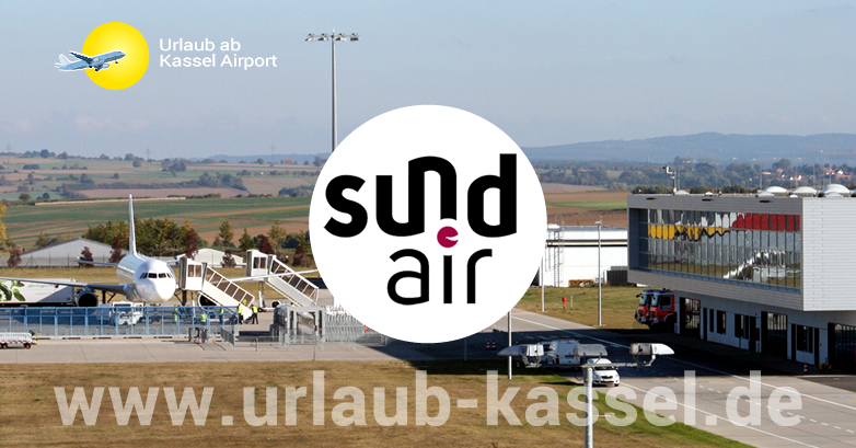 Neue Airline am Kassel Airport: Sundair