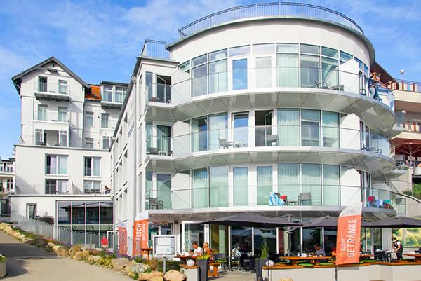 Hotel am Fischerstrand ***S